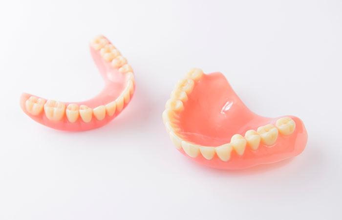Tratamiento prótesis dentales