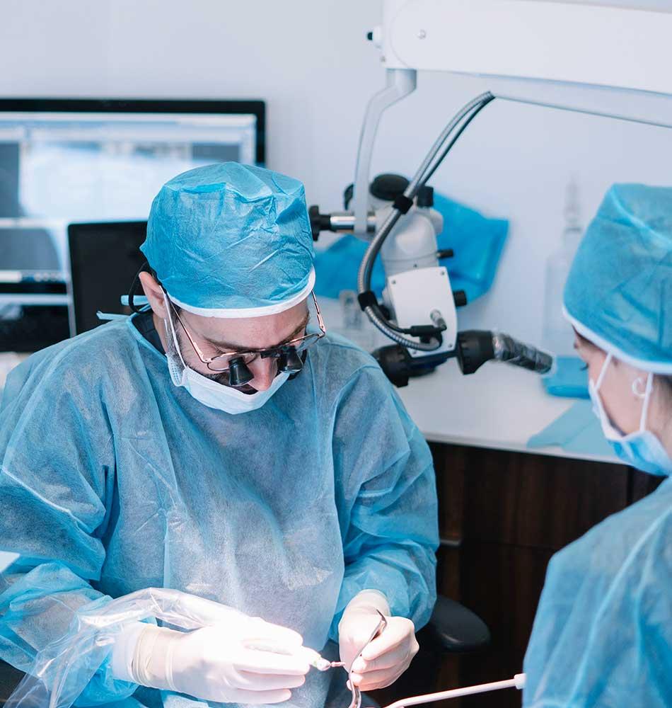 Cirugía oral Torremolinos