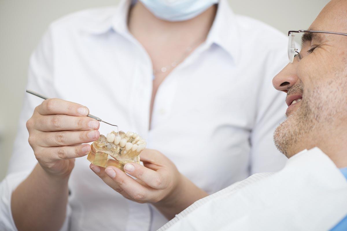 Estudio tratamiento Implantes Dentales