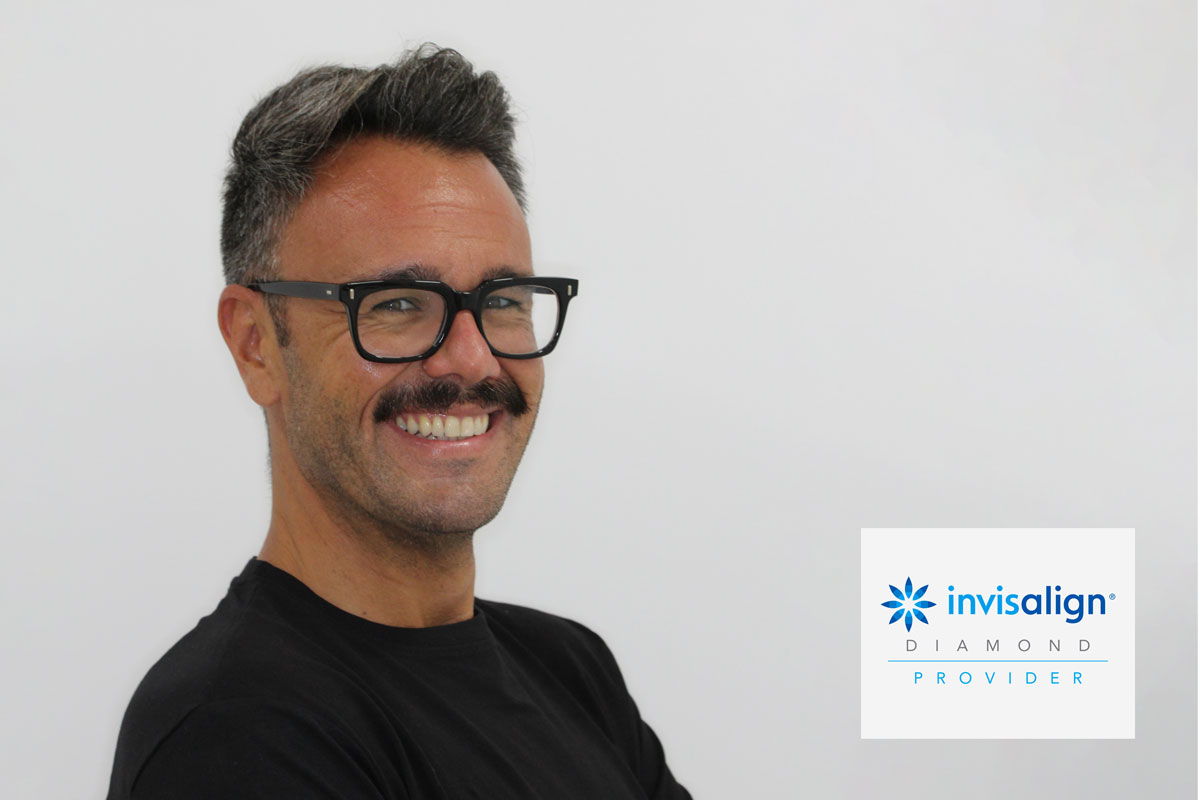 Entrevista al Dr. Juan Jesús Martínez Avilés, reconocido con la insignia Diamond Provider de Invisalign